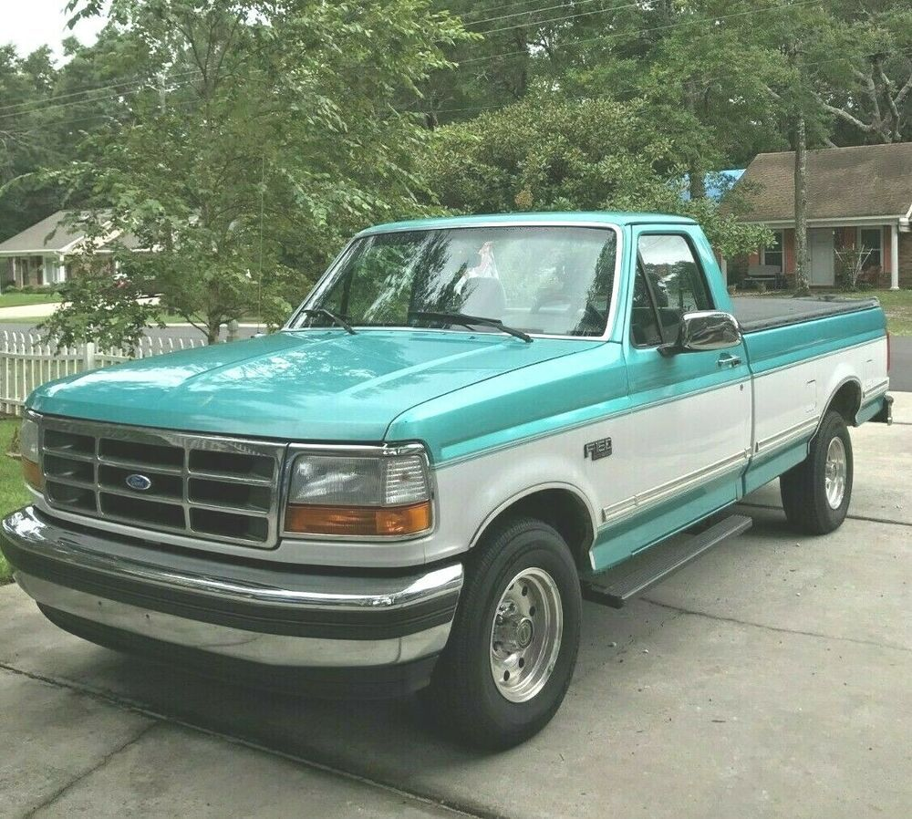 1995 F150 Ford Truck 1995 ford f150, Ford pickup, Ford f150