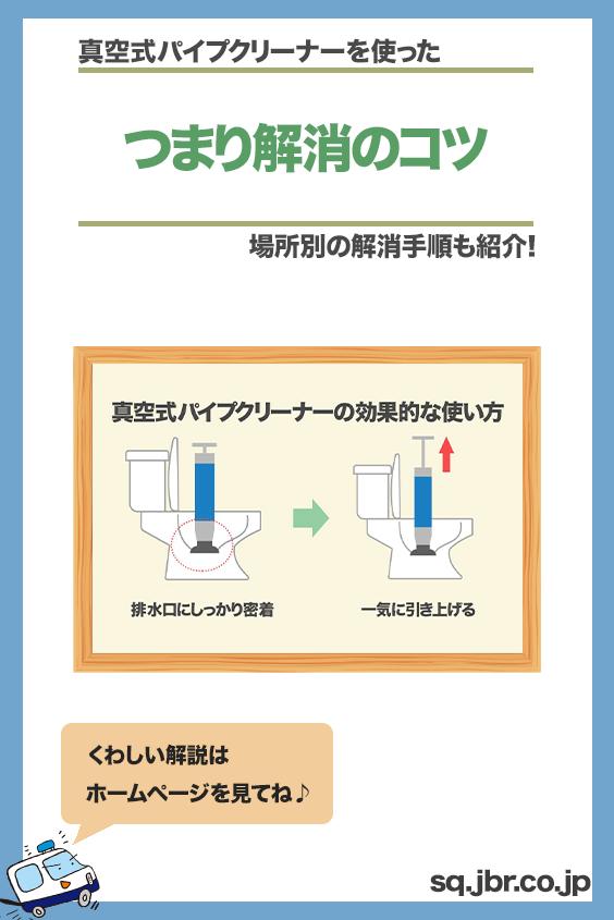 洗面所やトイレのつまりに効く 真空式パイプクリーナー の使い方 パイプクリーナー 真空 パイプ