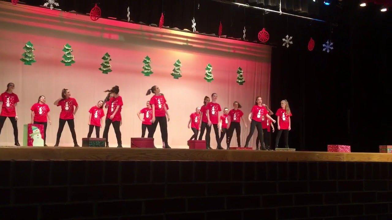 Ashlynn Christmas recital 2017 Hip Hop | Hip hop, Recital, Dance