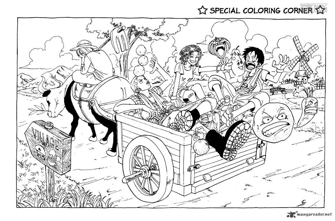 One Piece 35 Page 20 One Piece Chapter One Piece Manga Chapter