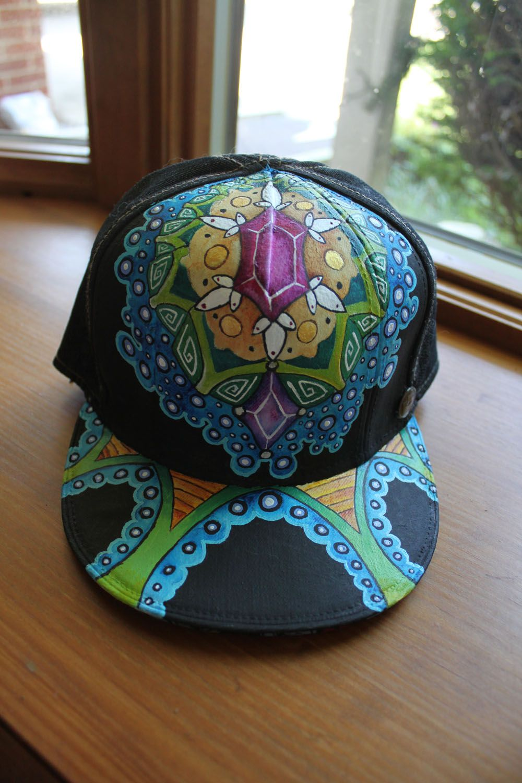 d530da213f4 Custom Grassroots California hat by EntheoEquidae More art at  http   www.