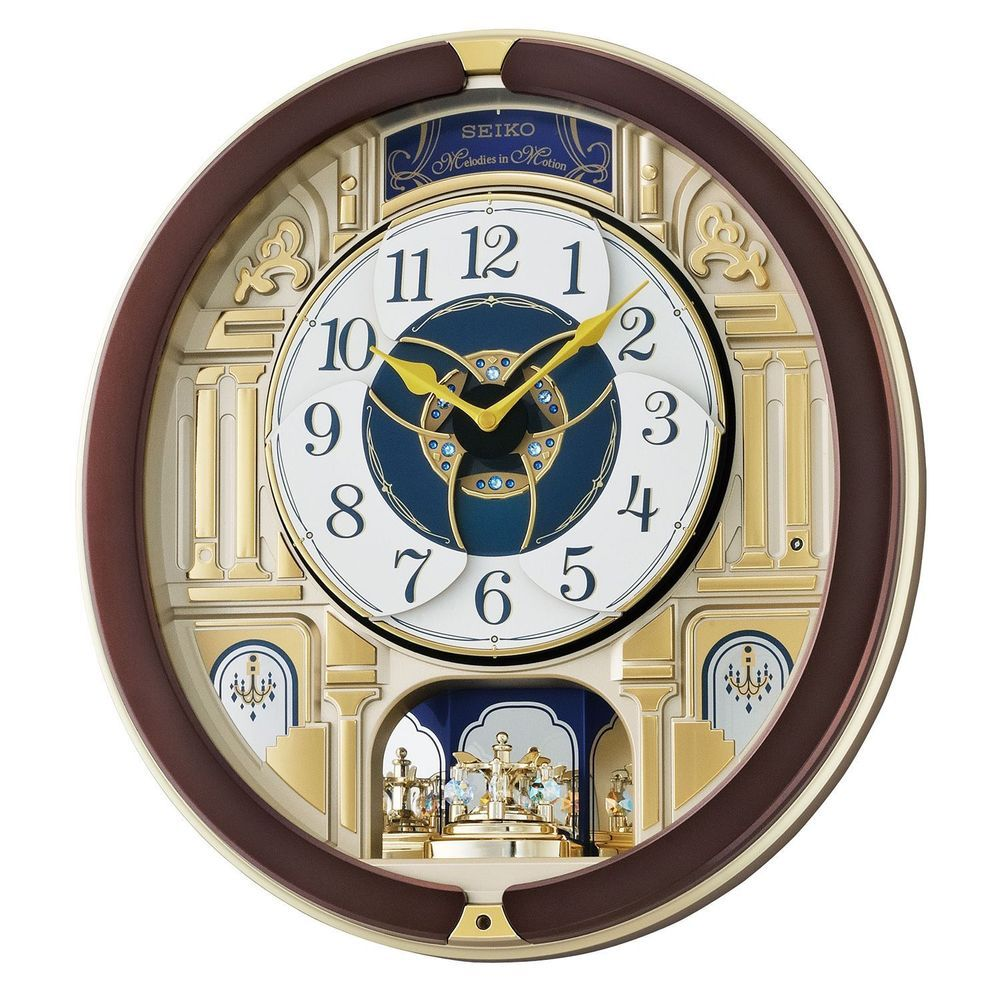 Seiko Melodies in Motion Clock Special Collectors Edition