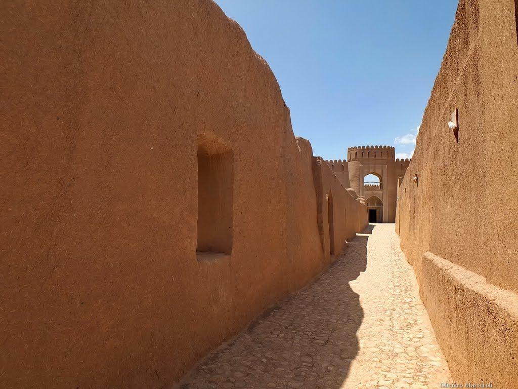 L'antica città di Rayen - Iran by Oliviero Masseroli