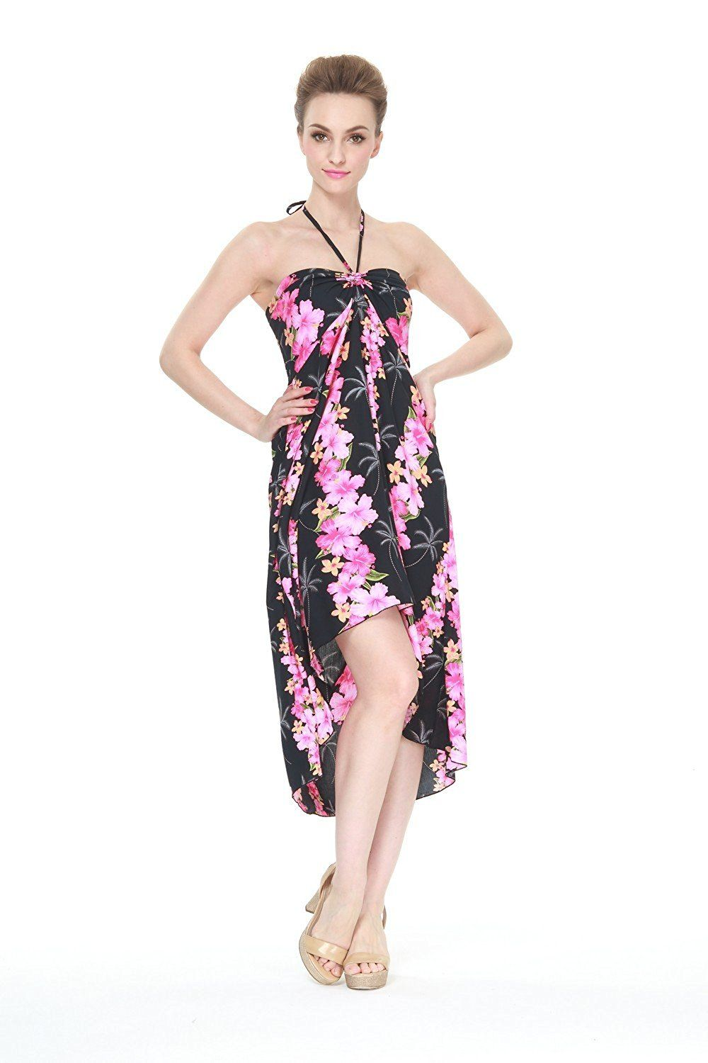 Amazon hawaii kleid