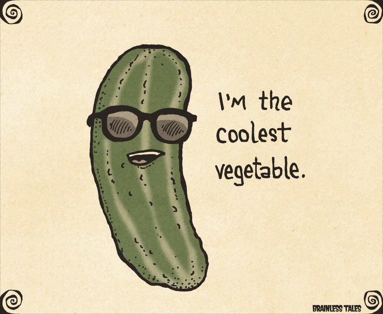 Coolest Vegetable Funny Puns Cool Stuff Humor