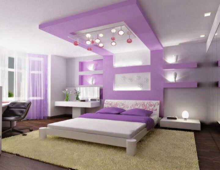 Pretty Ideal Bedrooms Pinterest