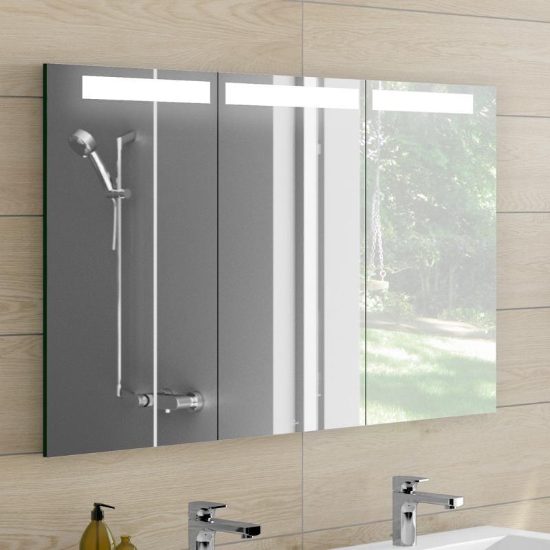 Villeroy Boch My View In Unterputz Spiegelschrank Mit Led Beleuchtung Unterputz Spiegelschrank Einbau Spiegelschrank Spiegelschrank