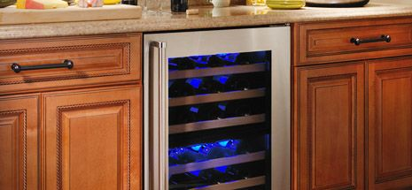 17 Best images about Under Counter Wine Fridge on Pinterest
