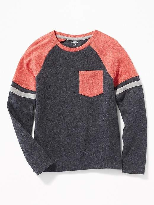 Old Navy Sweater Knit Pocket Tee For Boys Products Boys Sweaters