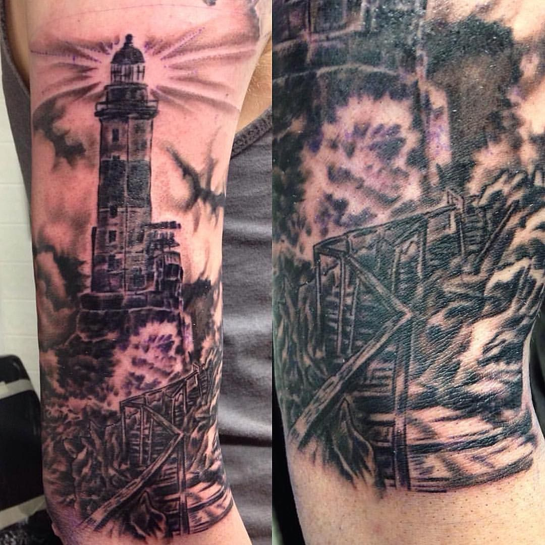 Tattoo By Hank Spencer Of Elite Ink Tattoos Of Myrtle Beach With