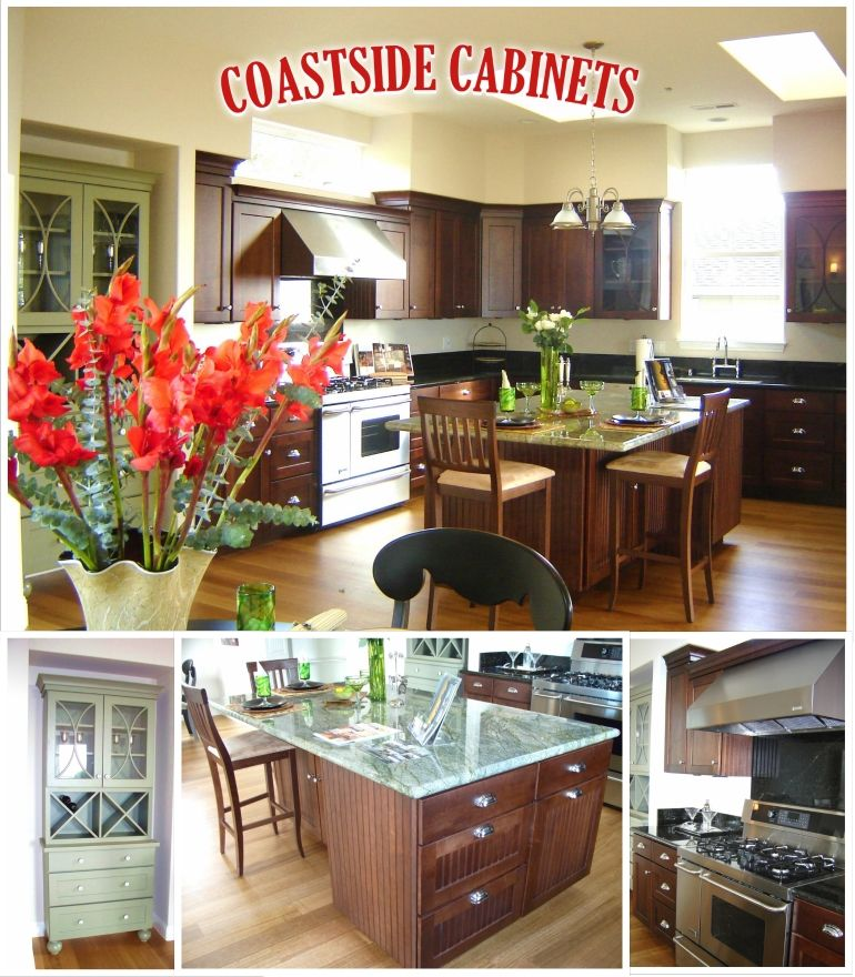 Coastside Cabinets  Medallion Cabinetry  Kitchen In El Granada Delectable Quality Kitchen Cabinets San Francisco Inspiration