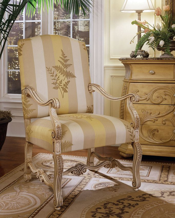 Highland House Furniture 219 Accent Chair My Style Luxury