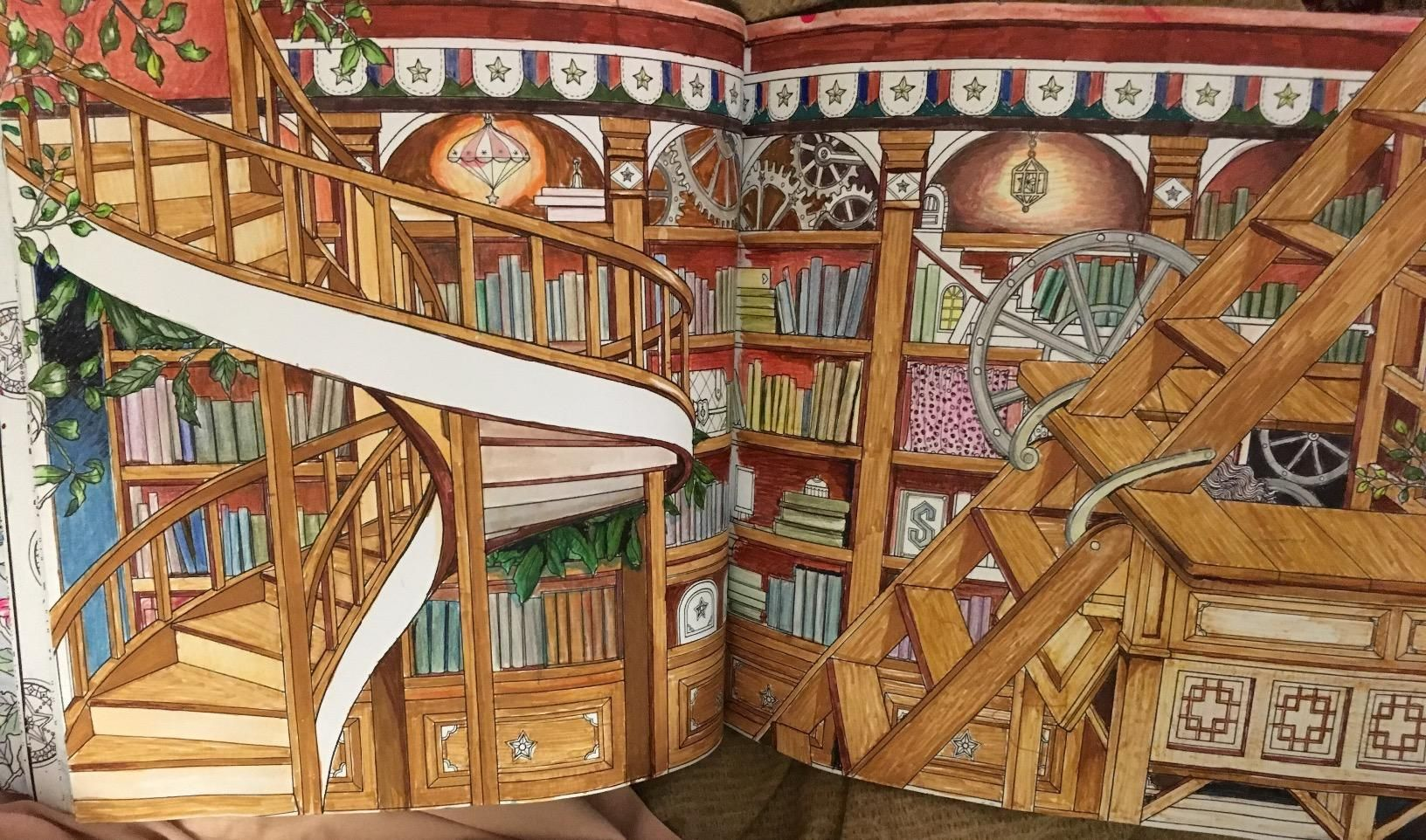 Pin On Coloring Books Colored