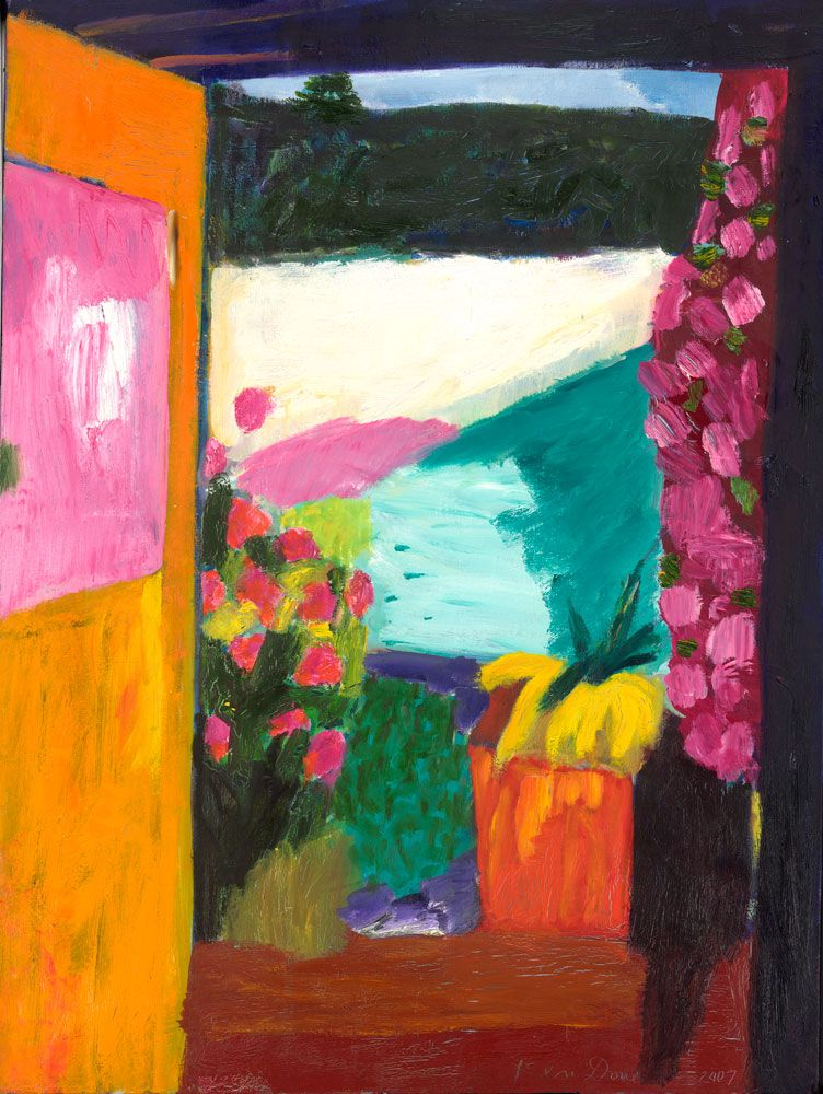 Ken Done art Australian painting