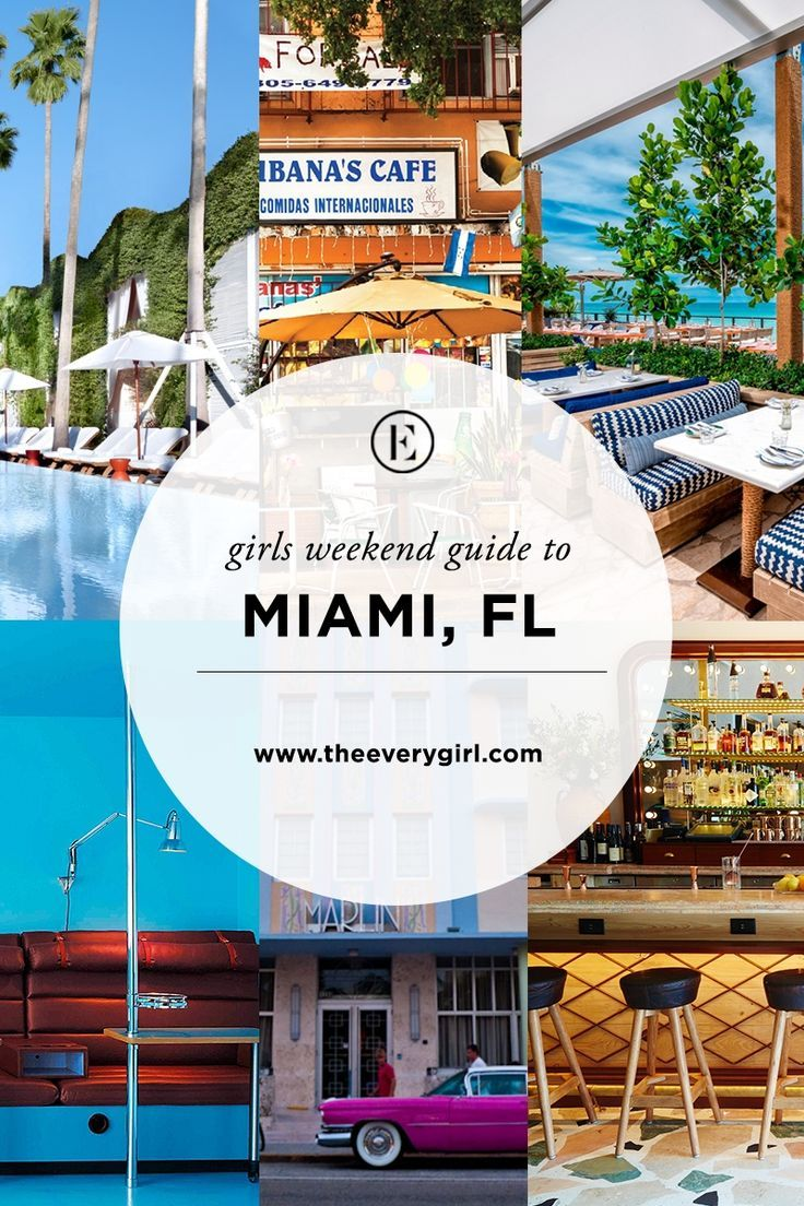 The Every S Weekend City Guide To Miami Florida Theevery