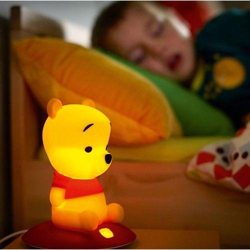 Süße LED Tischleuchte SoftPal Winnie the Pooh | Disney Lampen ...