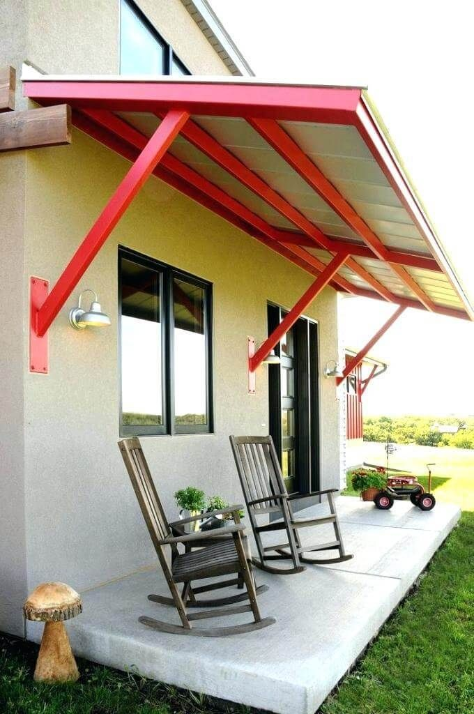 Innovative Retractable Awning Ideas Pictures Design For Your Summer Front Porch Decorating Farmhouse Front Porches Porch Design