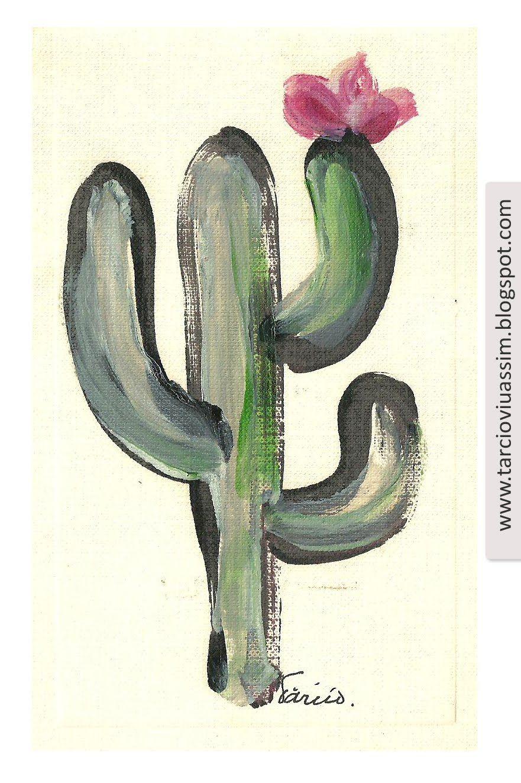 Trabalhos Antigos 93 94 Pinturas Sobre Cartao Arte Flor