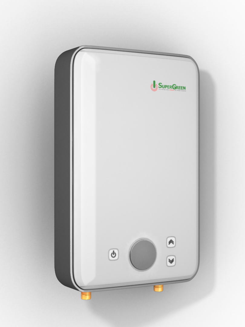 Pros and cons of gas tankless water heaters - Siogreen Ir260 Pou Infrared Electric Tankless Water Heater 220v 6 0