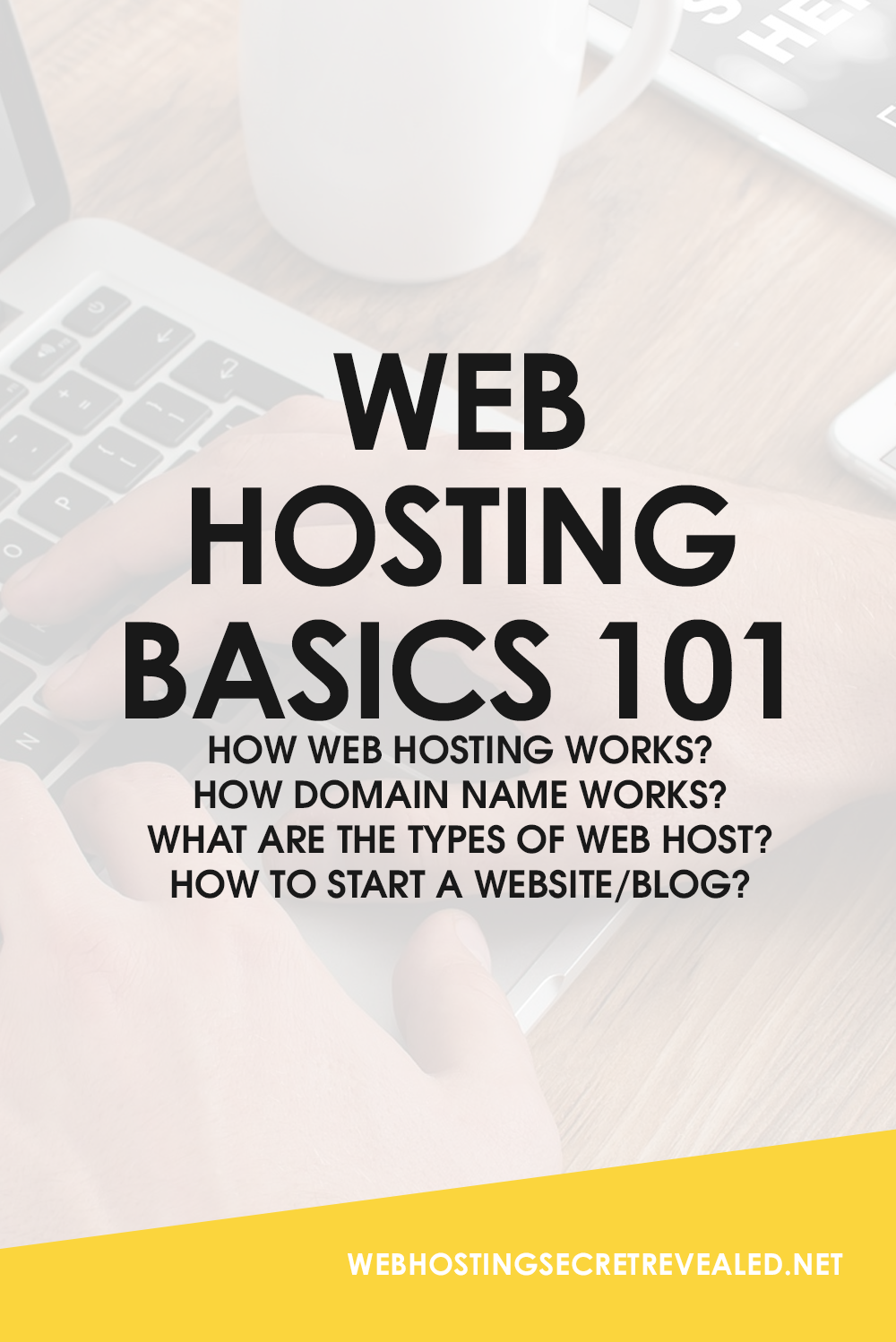 how to start web hosting business
