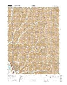Mound City Mo Topo Map 1 24000 Scale 7 5 X 7 5 Minute Current 2014 West Map Topographic Map Wall Maps