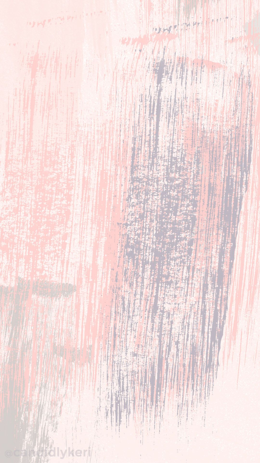 Paint stroke pink purple grey blue colorful pattern