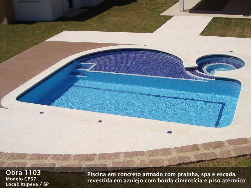 Piscinas piscina piscina de azulejo piscina de pastilha - Cemento para piscinas ...