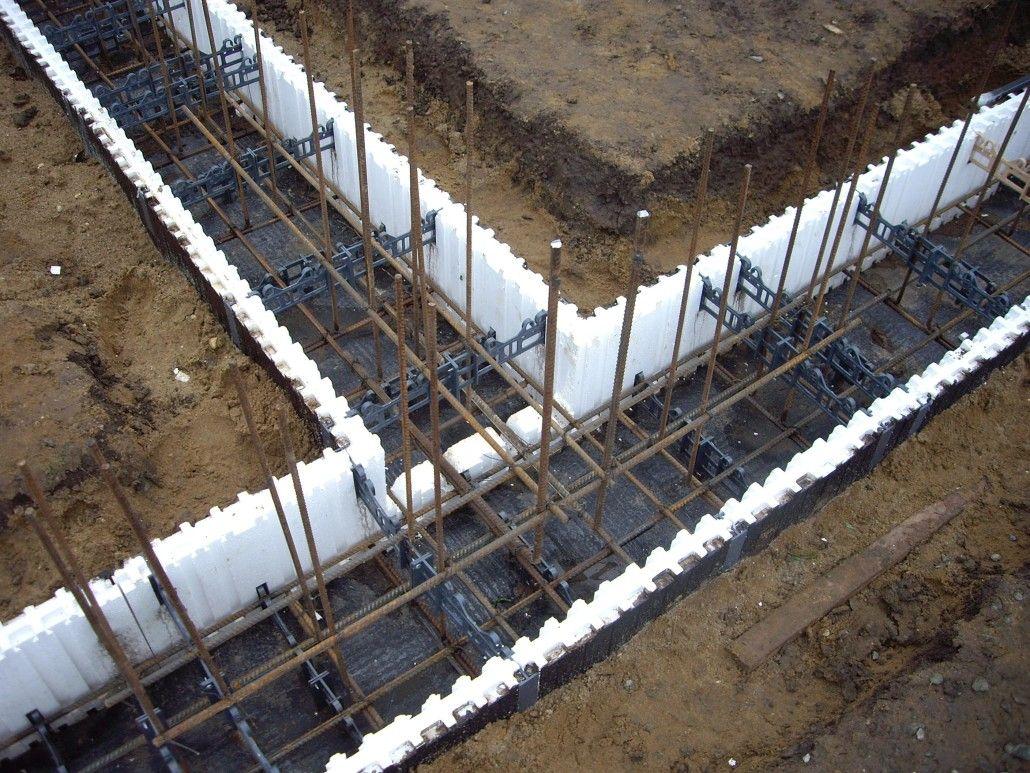 несъемная опалубка для фундамента из бетона купить