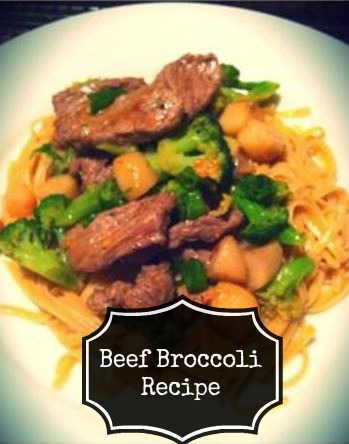 Skip the Chinese takeout and try this beef broccoli recipe.