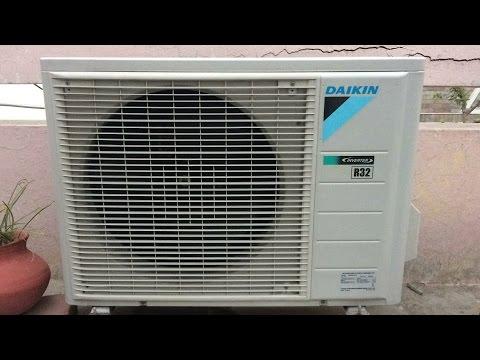 طريقة تنظيف مجرى مبرد الهواء حوض مكيف السبلت الخارجي كيفية غسيل بخاخ التكييف شارب يونيون بالمكنسة من Clean Air Conditioner Clean Air Air Conditioner Problems