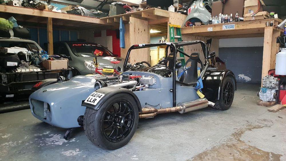Ad 325bhp Tiger avon factory built kit car Kit cars