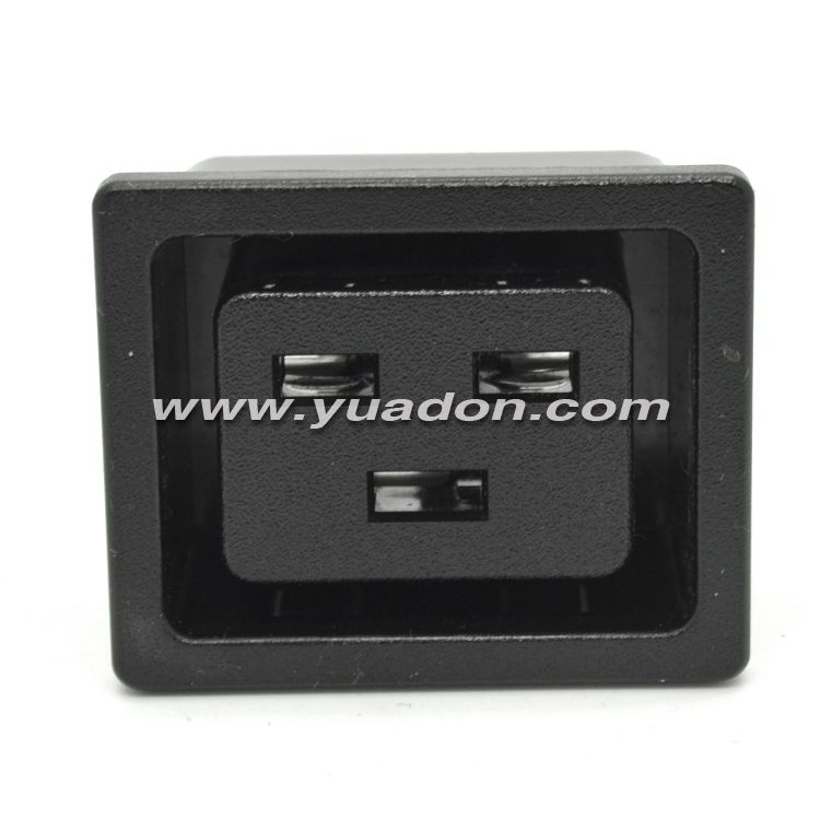 Wholesale electrical outlet Generator UPS PDU ac power socket ss-3b ...
