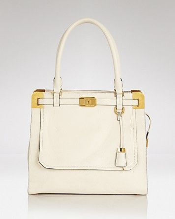 f5ffbfd58142 Michael Kors Satchel - Blake North South