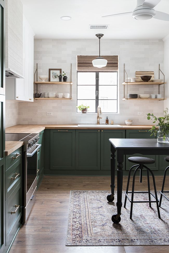 Riverside Retreat Kitchen Reveal