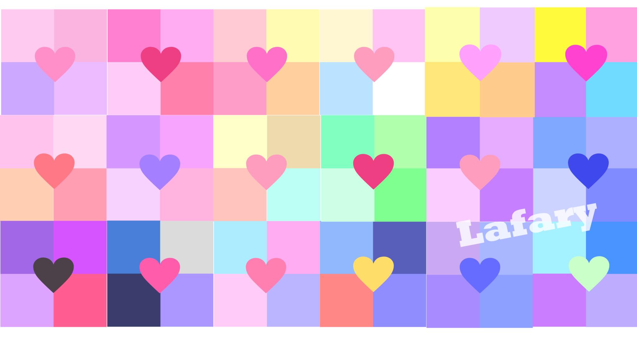 かわいい色選びに困ったら迷わずこの記事をチェックゆめかわ