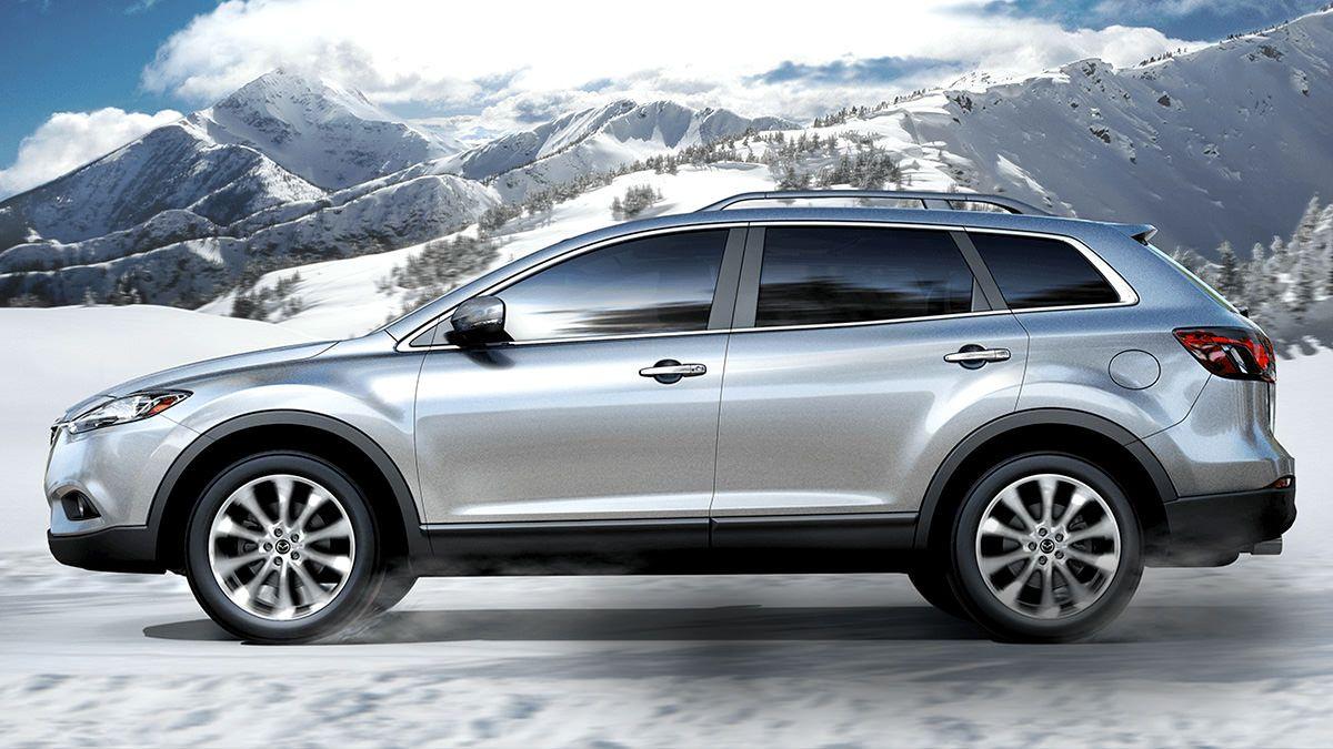 2014 Mazda CX-9 | Crossover SUV | Mazda CX 9 | Pinterest | Crossover