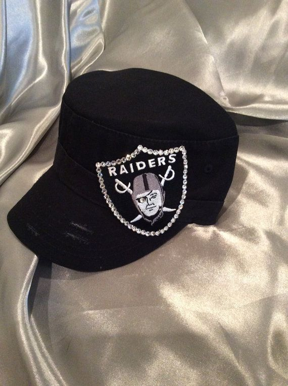 Bling Trucker Hats Raiders Raiders Hat Bling by TheApicellaEdge 2a97c6f64b5