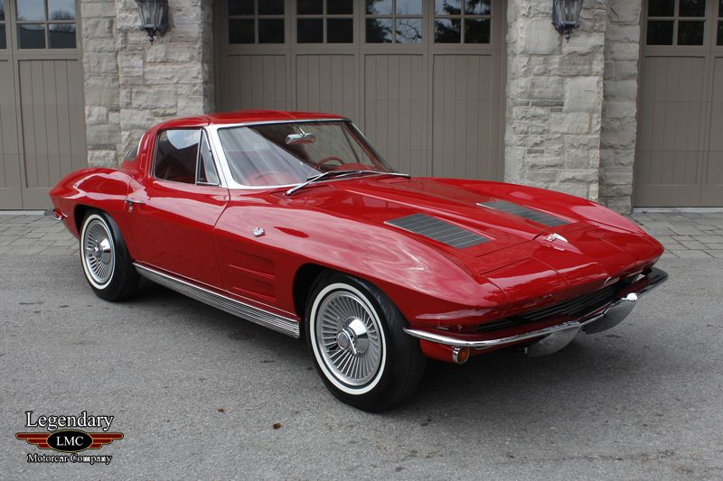 1963 Corvette Split Window 427