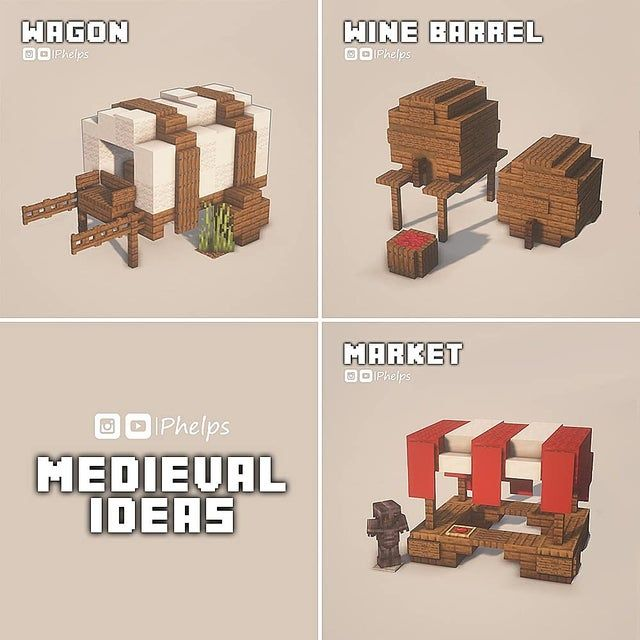 Medieval Ideas! What's your favorite?