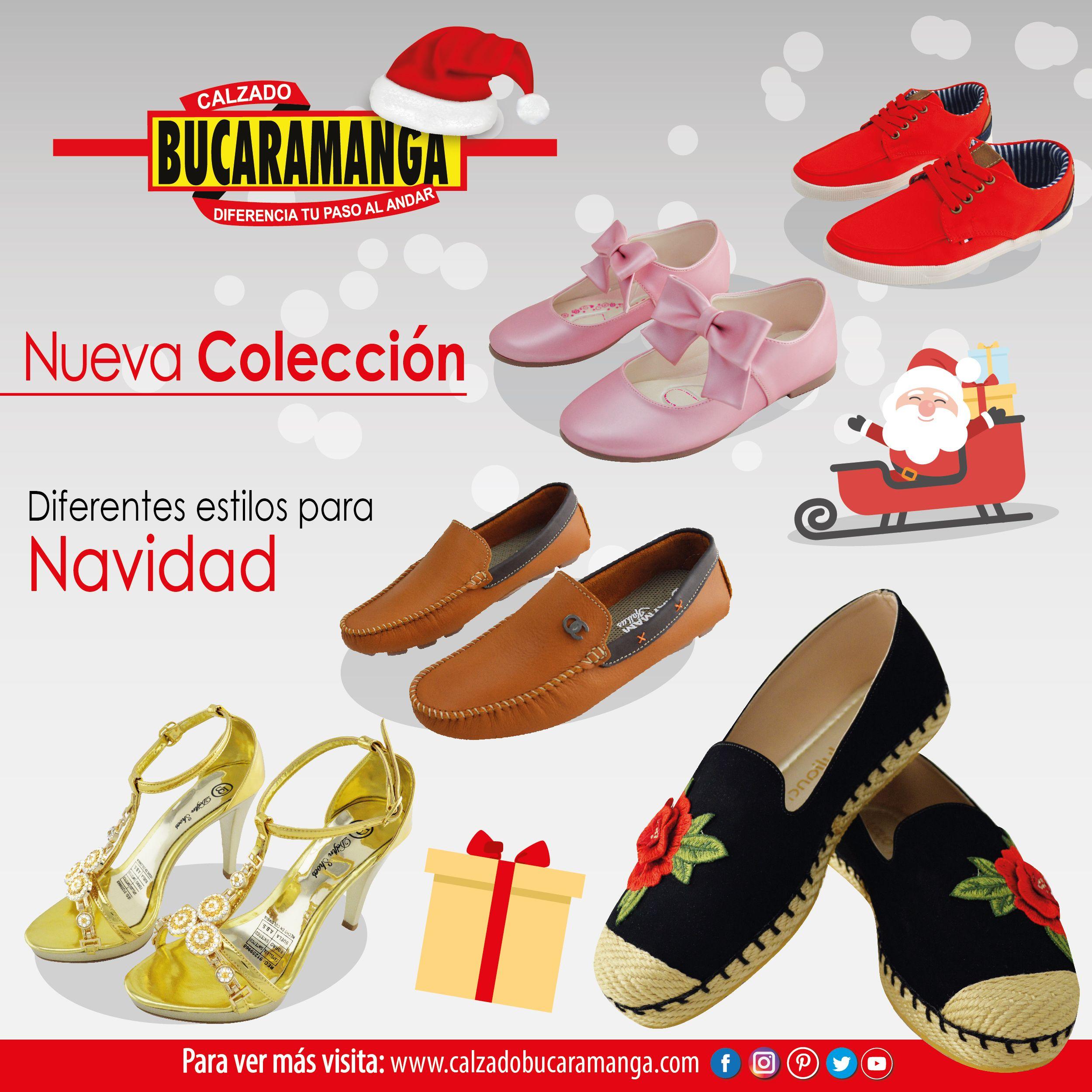 aeeb9934d9 Calzado Bucaramanga presenta su nueva colección para #Navidad. www. calzadobucaramanga.com