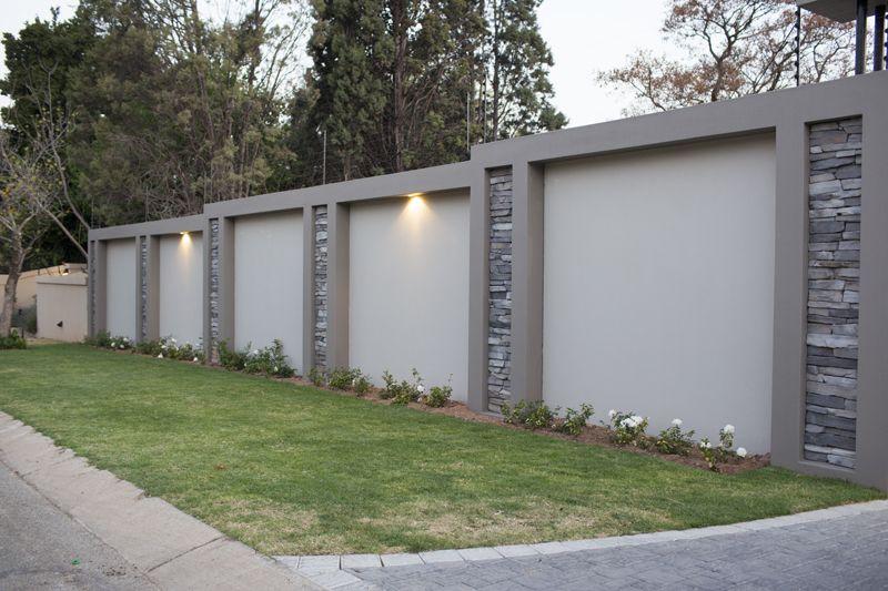 Creative Stone Wall Cladding Flagstones Cobbles Fence Wall