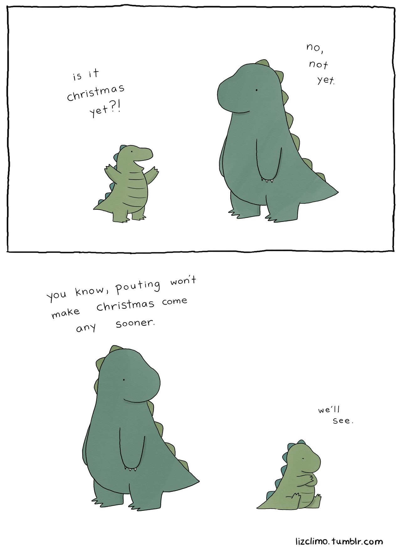 Hurry up, Christmas! - Lizclimo.tumblr.com | Things That Make Me Say ...