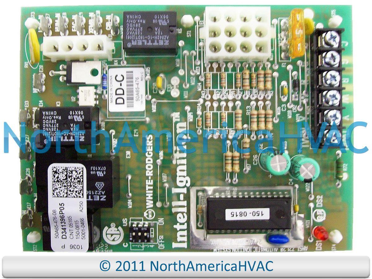 50A6547608 Trane American Standard Furnace Control
