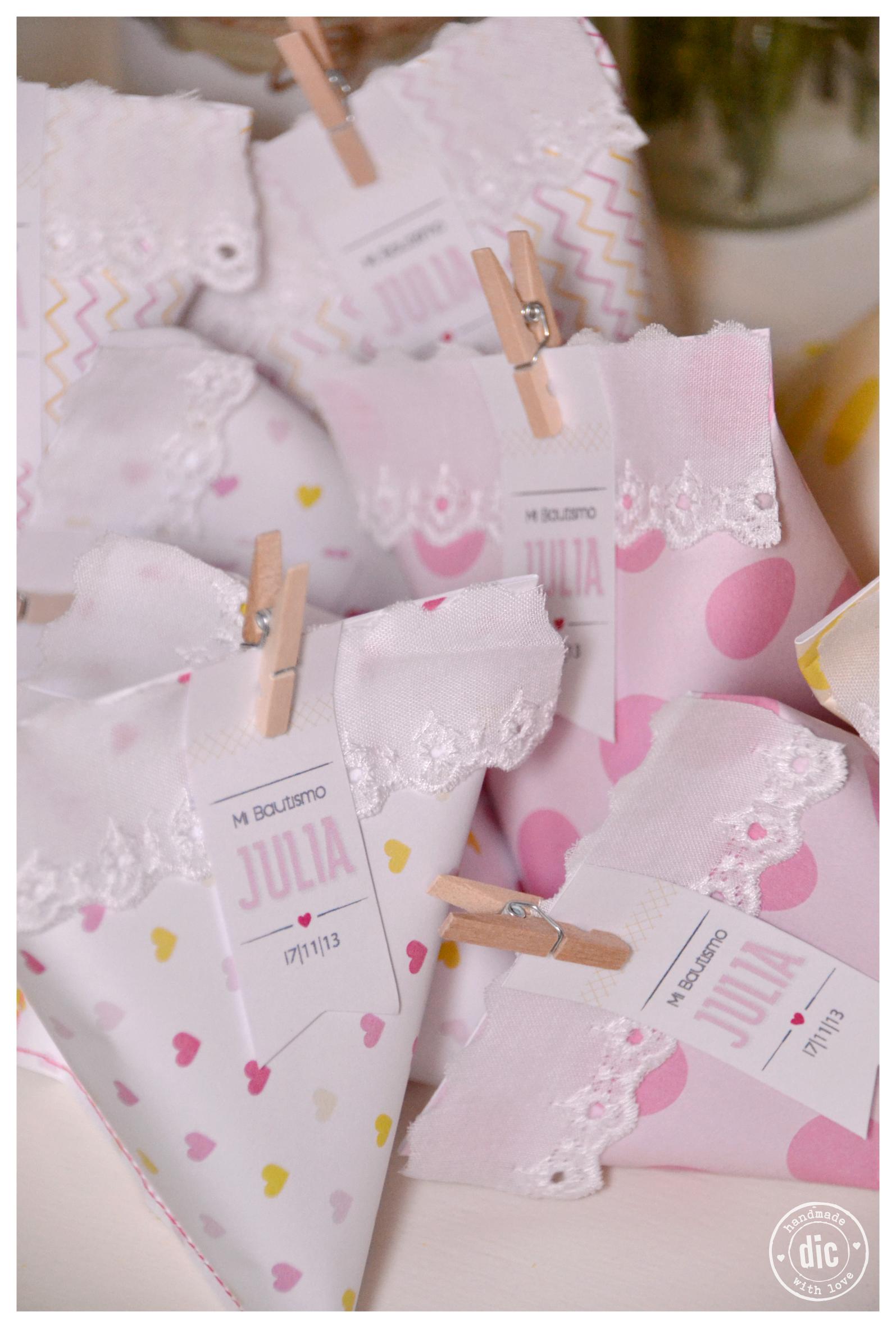Souvenirs para adultos  nios Pack de papel