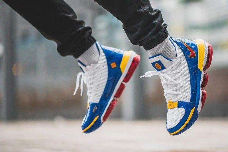 "Nike LeBron 16 SB Superman ""SuperBron"