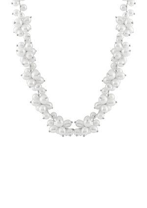 On ideeli: BELLA PEARLS 7-10mm Freshwater Multi Pearl Necklace