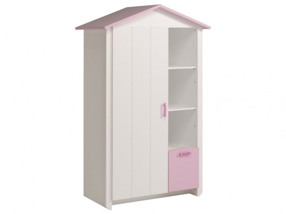 armoire enfant fille