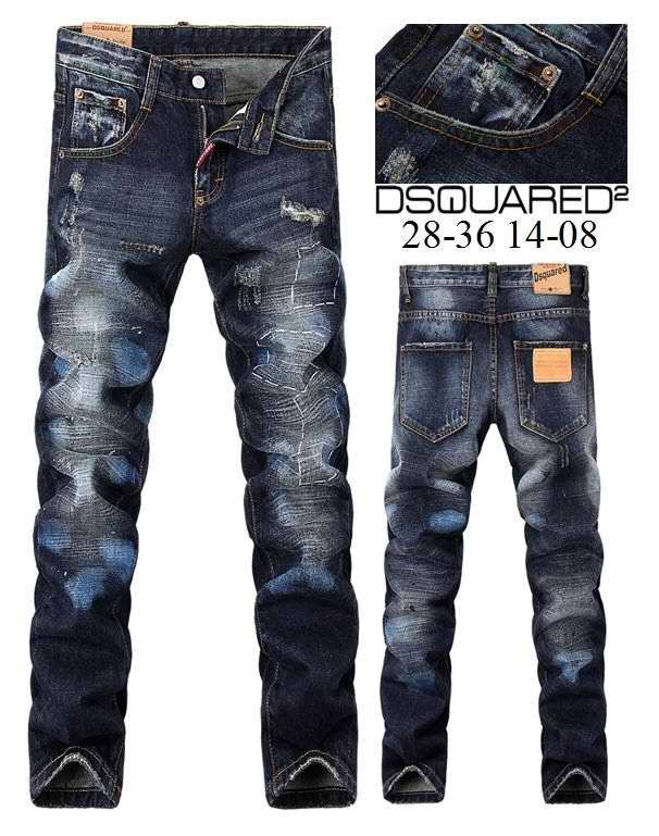 f83a4b87d21a2 2014 Fashion Dsquared Mens Jeans