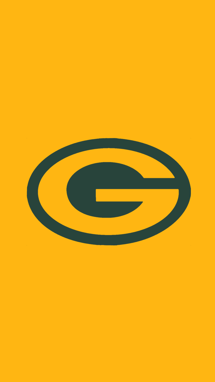 Minimalistic Nfl Backgrounds Nfc North Green Bay Packers