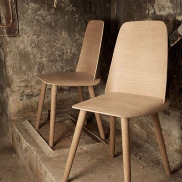 Pin di dec design e casa su my products chair furniture for Sedia design nordico